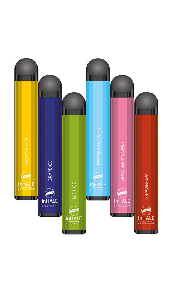 одноразовые электронные сигареты инхейл
